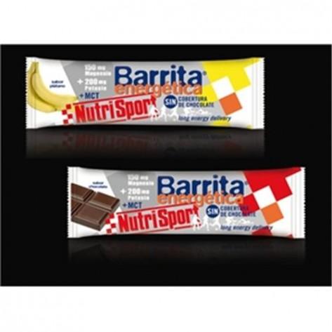 Barrita energética CAJA 20 BARRITAS NutriSport
