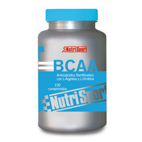 Aminoácidos 100 COMPR NutriSport