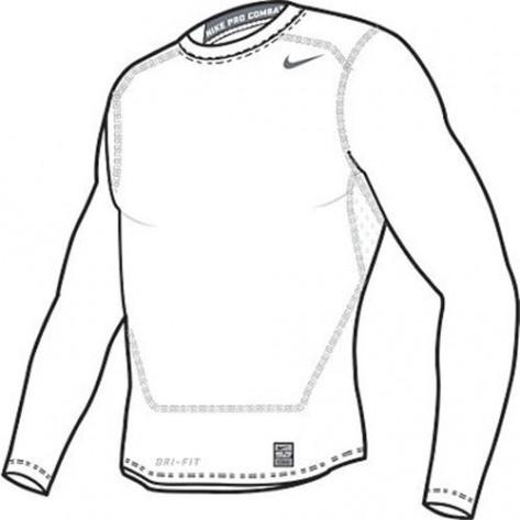 Camiseta CORE COMPRESSION LS TOP 2.0 NIKE
