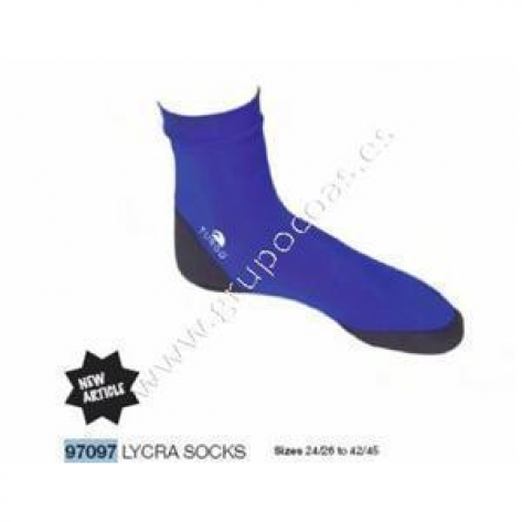 Calcetines WATER LYCRA SOCK TURBO