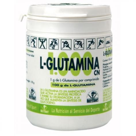 Aminoácidos L-GLUTAN NutriSport