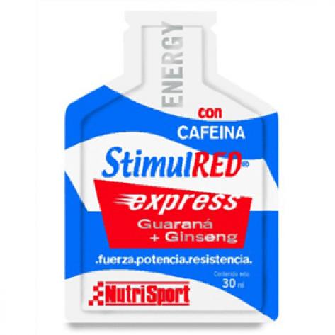 Geles STIMUL RED EXPRESS NutriSport