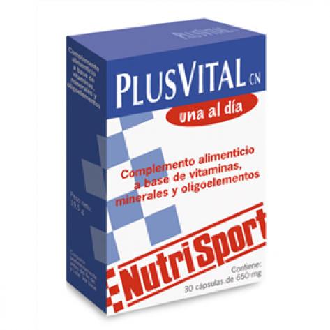 Vitaminas 30 CÁPS NutriSport