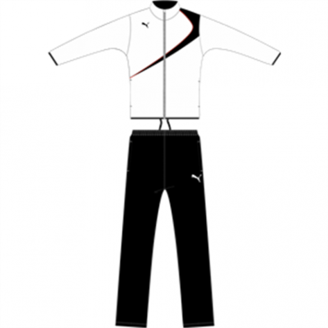 Chándal POLY TRACKSUIT WITH PUMA