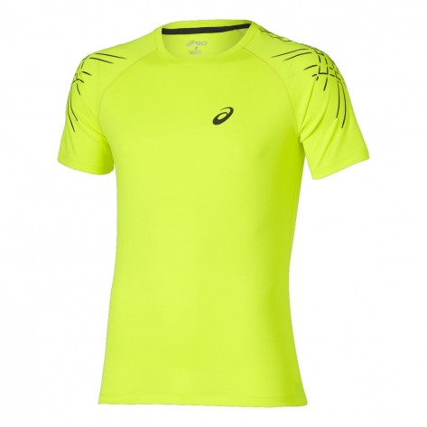 Camiseta SS Asics Stripe Top ASICS