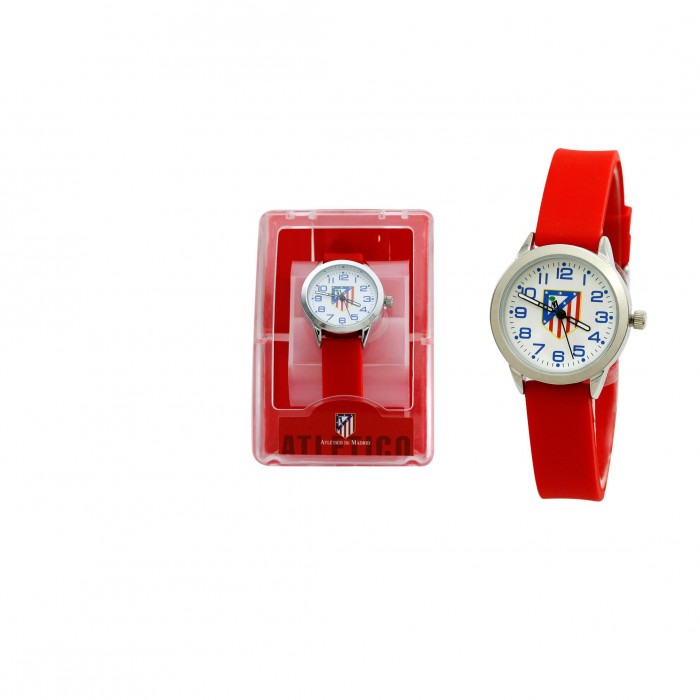 Reloj AT.MADRIDROJO BLANCO Seva import Licencias  abb91d174a0