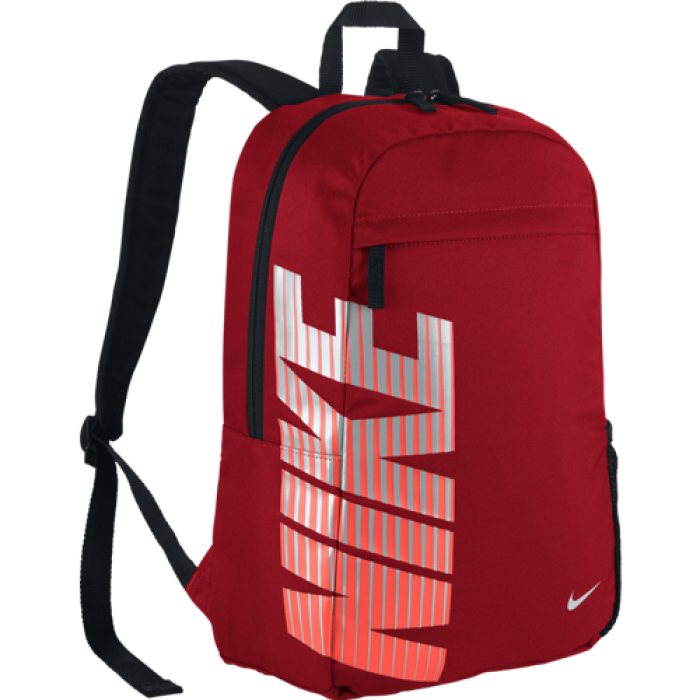 Mochila NIKE CLASSIC SANDUNIVERSITY RED BLACK (WLFGRY) Nike Fitness ... d83a6b2cc76