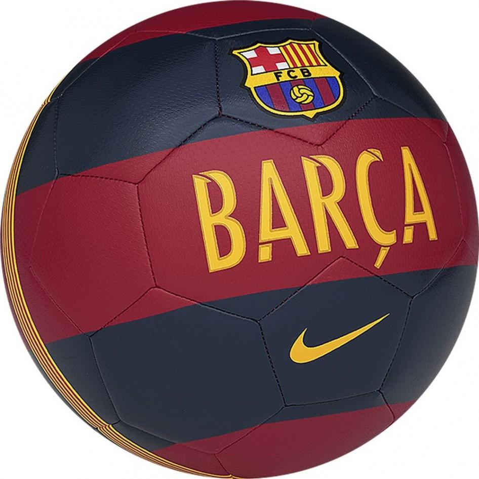 5a680b5b96b1c Balón FCB PRESTIGESTORMRED LYLBLU (UNIGLD) Nike Fútbol