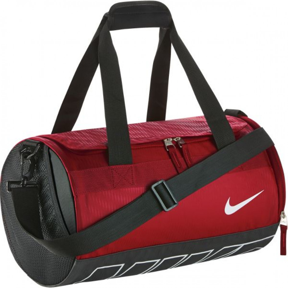 499821f016 Bolsa NIKE ALPHA ADAPT DRM DFFL MINIGYM RED BLACK (WHITE) Nike ...