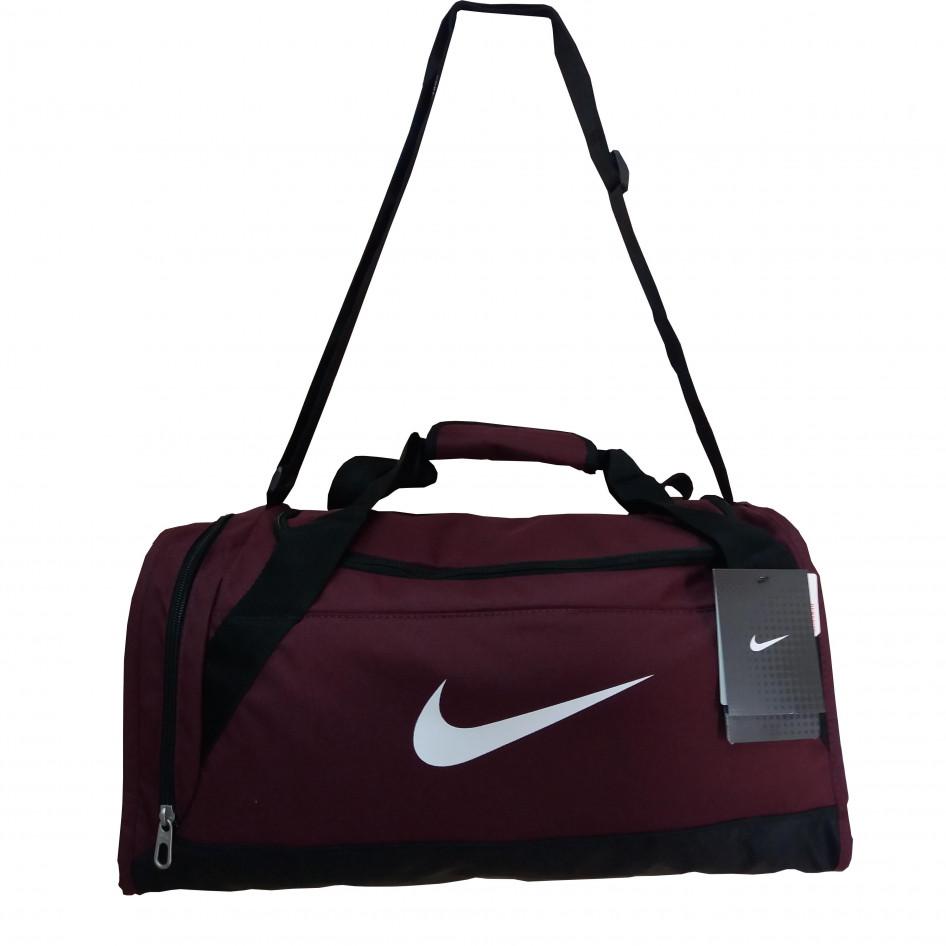 Bolsa BRASILIA 6 DUFFEL X SMALLNIGHT MAROON BLACK (WHITE) Nike ... 90bd958431e6d