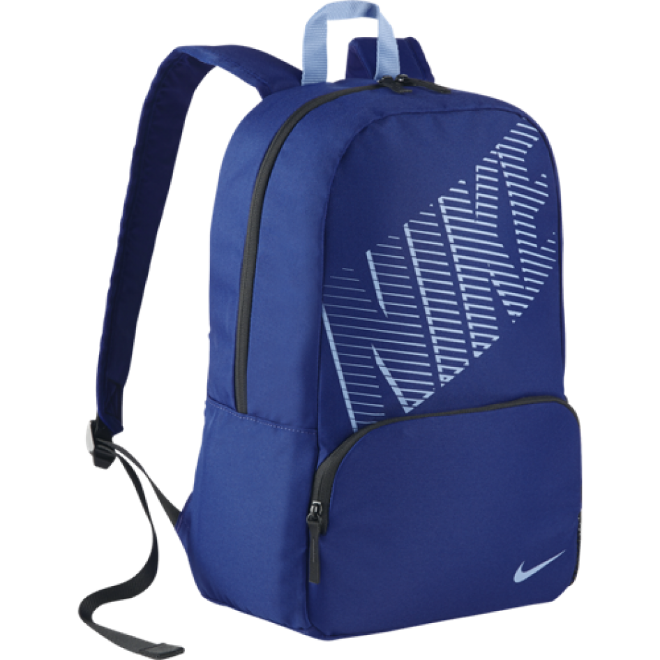 Mochila NIKE CLASSIC TURFDEEP ROYAL BLUE BLACK (CHLKBL) Nike Fitness ... 8386e3a4a7f