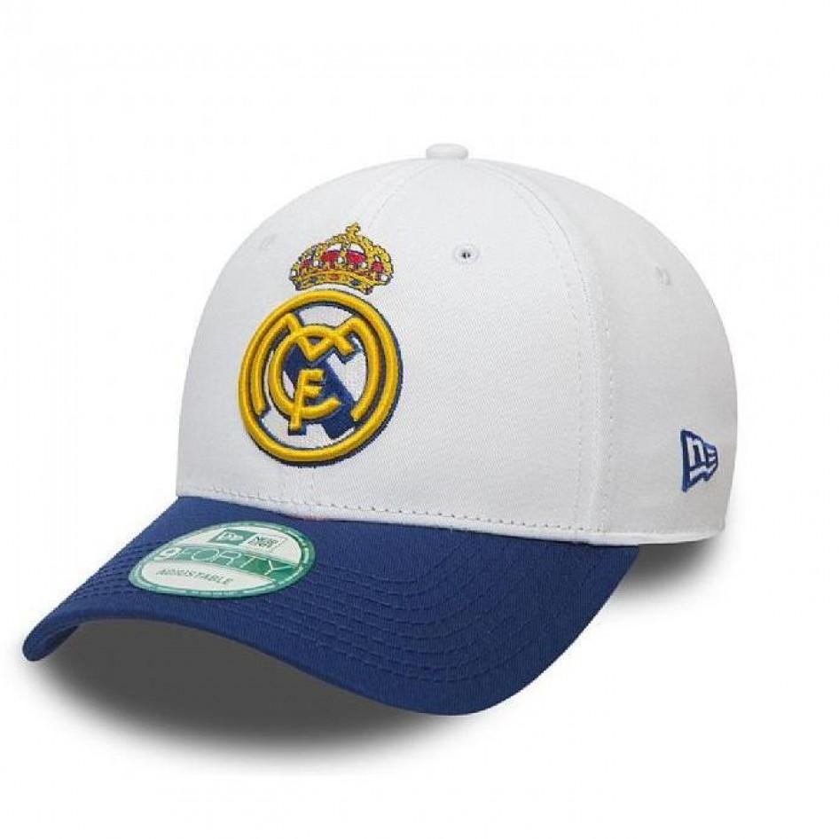 Gorra REAL MADRIDBLANCA New era Tiempo libre y sportwear  ac58c488f7e