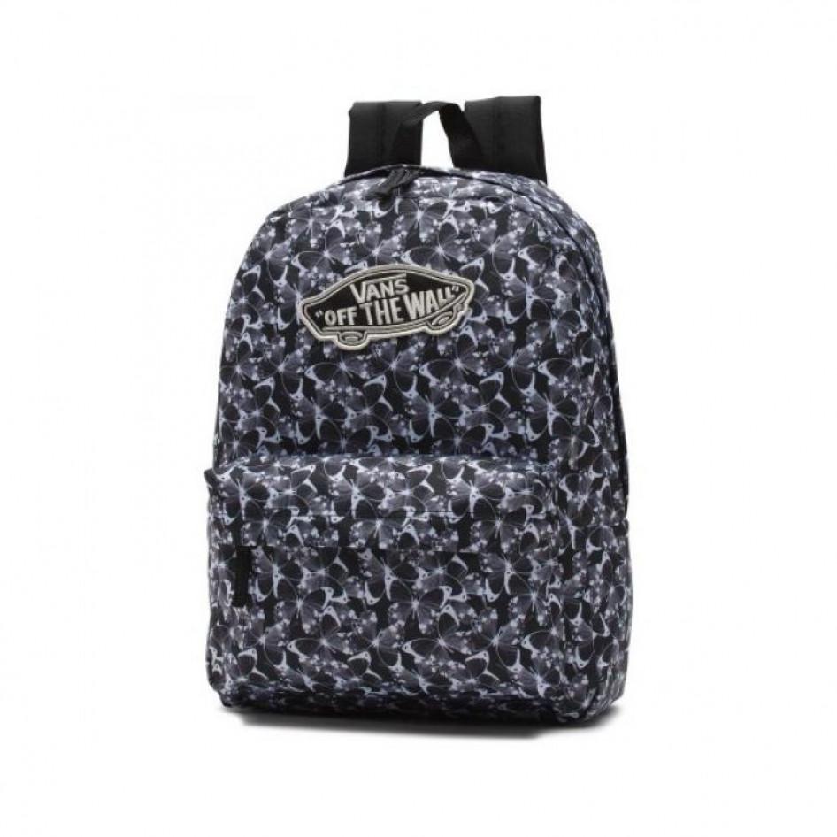Mochila REALM BACKPACKMARIPOSAS Vans Streetwear  eb630871daa