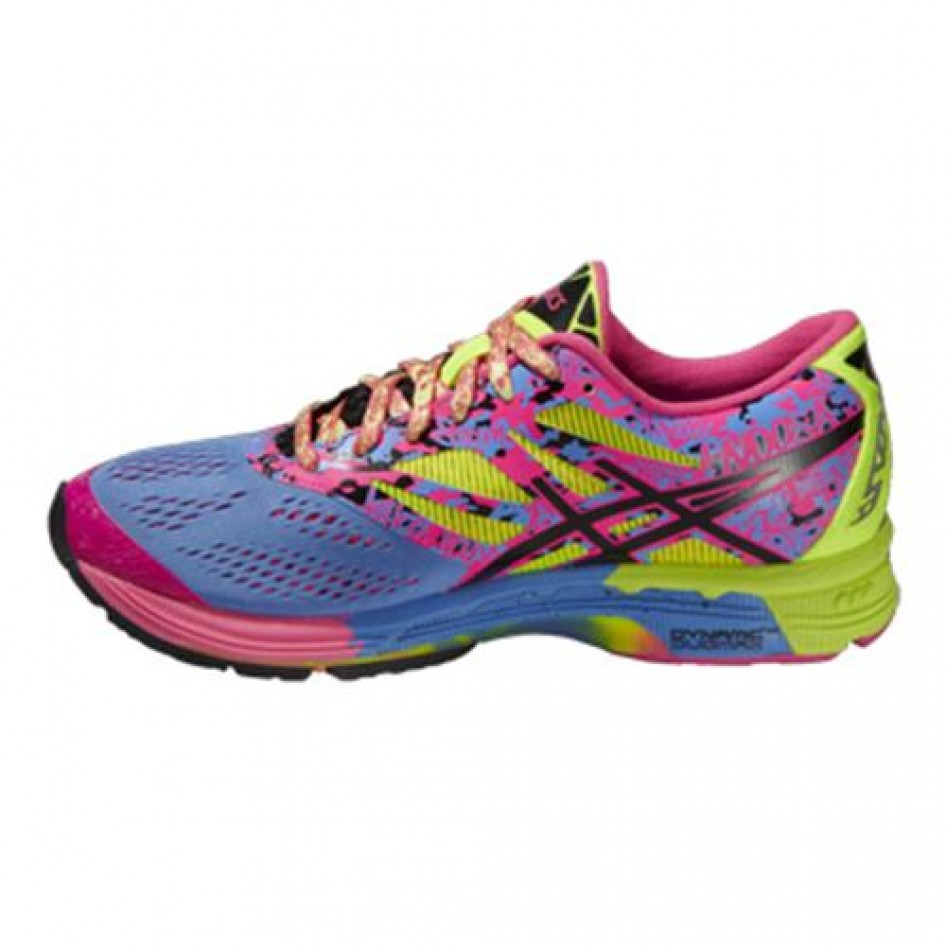Zapatillas de running GEL NOOSA TRI 10 POWDER BLUE/BLACK/HOT PINK