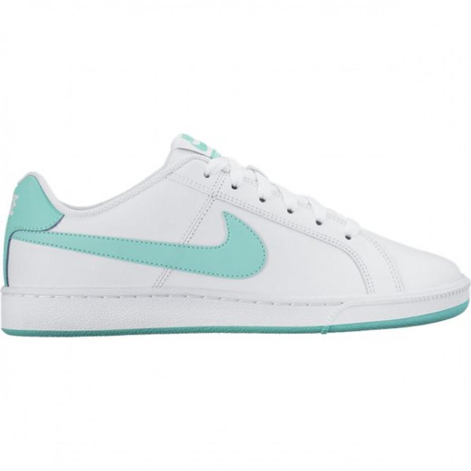 Zapatillas WMNS NIKE COURT ROYALE WHITE H Nike Tenis  595a0925cdc99