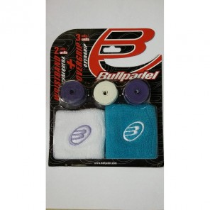 Pack GB0805 BULL PADEL