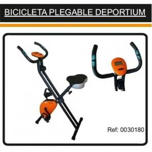 Bicicleta estática PLEGABLE Softee