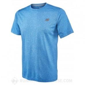 Camiseta HEATHER NEW BALANCE