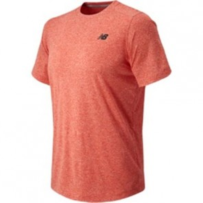 Camiseta HEATHER NEW BALANCE