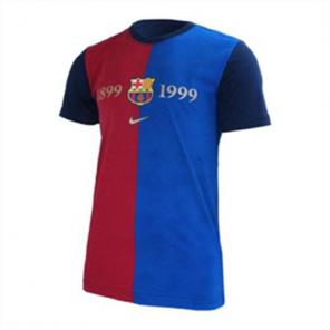 Camiseta QT FCB CENTENNIAL TEE NIKE