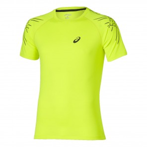 Camiseta SS Asics Stripe Top