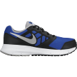 NIKE DOWNSHIFTER 6 (GS/PS) GM ROYAL/MTLLC SLVR WHITE BLK NIKE