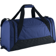 BRASILIA 6 DUFFEL MEDIUM DEEP ROYAL BLUE/BLACK/(WHITE) NIKE