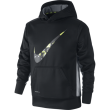 Sudadera NIKE BLACK/WOLF GREY/COOL GREY