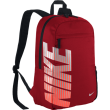 Mochila NIKE UNIVERSITY RED/BLACK/(WLFGRY)
