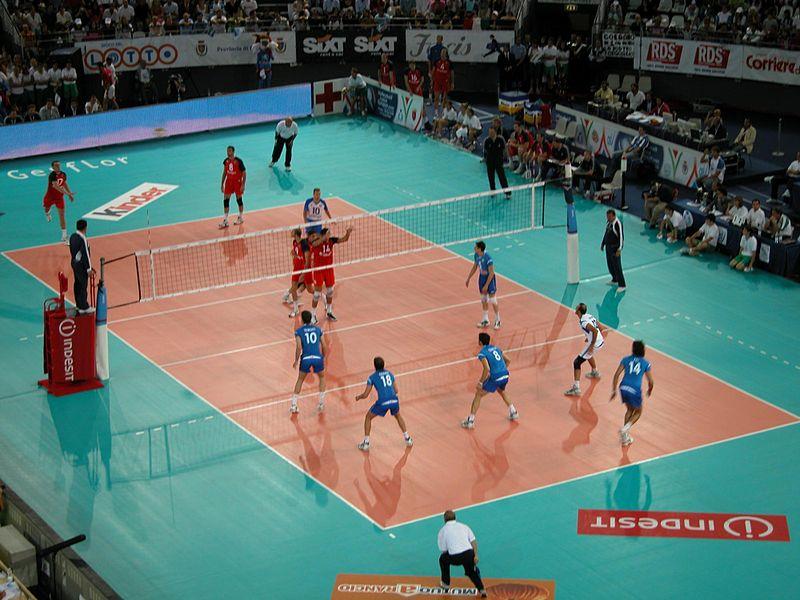 ¡Ponte en forma con la práctica del voleibol!